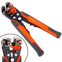 Стриппер для снятия изоляции кабеля + клещи для наконечников HS-D1 HS-D2 (FD3799)