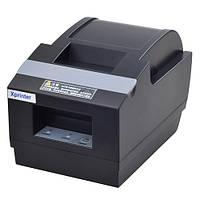 Термопринтер, POS, чековый принтер с автообрезкой Xprinter XP-Q90EC 58мм (FD3906)