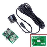 Ультразвуковой герметичный датчик расстояния JSN-SR04T, Arduino (FD3978)