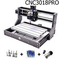 ЧПУ станок фрезерный CNC 3018 Pro CNC3018 GRBL DIY + патрон ER11 цанга (FD4385)