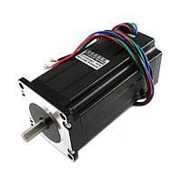 Шаговый двигатель NEMA23 3A 112Нсм 57BYGH112 для ЧПУ-станка 3D-принтера (FD4390)