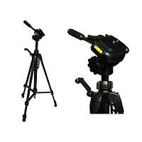 Штатив для цифровой камеры 59-153см Weifeng WT-3730 (FD4442)