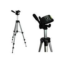 Штатив для цифровой камеры, нивелира 35-102см WT-3110 WF-3110 + чехол (FD4443)