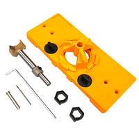 Шаблон для сверления 35мм кондуктор для врезки мебельных петель (FD4659)