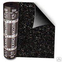 Унифлекс на полиэестере ЭКП сланец серый 3,8 мм /рул 10м.кв.