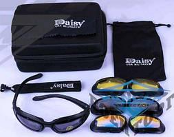 Тактические очки Daisy C5 USA Military