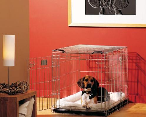 Savic ДОГ РЕЗИДЕНС (Dog Residence) клетка для собак, цинк 76х53х61см