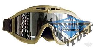 Баллистическая маска Revision Desert Locust Goggles, песочная