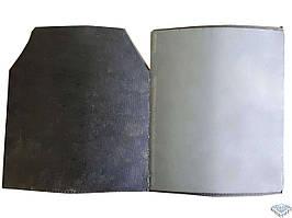 Комплект бронепластины Швеция 7,5 мм 5 класс