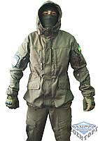 Тактическая куртка олива Pancer