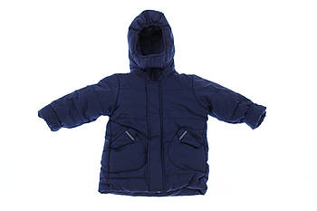 Евро куртка темно синий