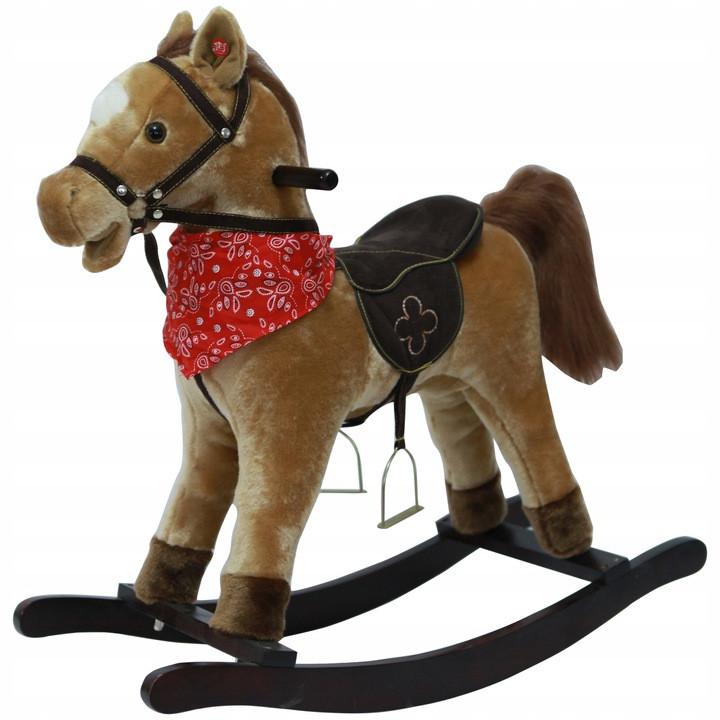 Лошадка качалка, конь качалка, лошадь качалка коник гойдалка с музыкой