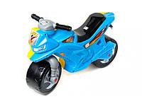 Мотоцикл-каталка Orion Голубой