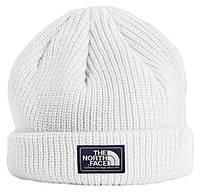 Мужская шапка The North Face (ориг.бирка) белый