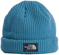 Мужская шапка The North Face (ориг.бирка) синий