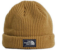Мужская шапка The North Face (ориг.бирка) оранжевый