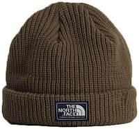 Мужская шапка The North Face (ориг.бирка) зеленый