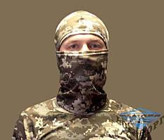 Балаклава летняя, Coolmax Пиксель ВСУ Pancer