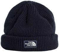 Мужская шапка The North Face (ориг.бирка) темно-синий