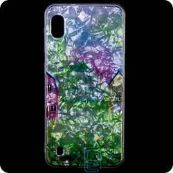 Cиликон Garden Samsung A10 2019 A105 домики
