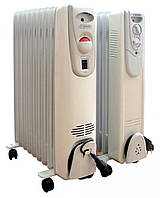 Масляный радиатор ТЕРМИЯ - 6 секций