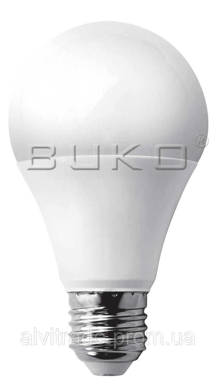 Светодиодная лампа LED WATC WT208 12W E27 3000,4000,5000K ALU+PC 1000LM 60*119MM