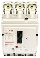 Авт. выкл. SNM8-63S/3300 3Р 50А 380В Solard