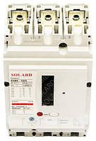 Авт. выкл. SNM8-63S/3300 3Р 63А 380В Solard