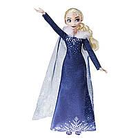 Принцесса Эльза кукла Дисней  Disney Frozen Olaf's Frozen Adventure Elsa Doll