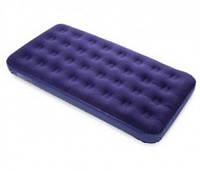 Одноместный надувной матрас Кемпинг Twin 185х96х22 см.