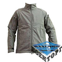 Куртка без капюшона Shark Skin Soft Shell Olive