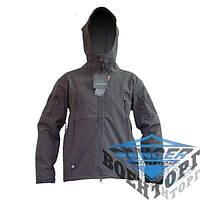 Куртка Shark Skin Soft Shell Gray