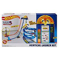 Хот Вилс Гонки по вертикале  Hot Wheels Track Builder Vertical Launch Kit