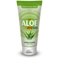 Гель-лубрикант Aloe Vera Touch Gel 100 ml
