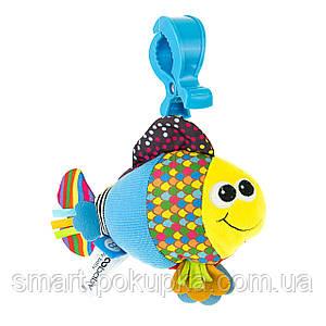 """Іграшка підвіска на коляску Mioobaby """"Рыбка"""""""