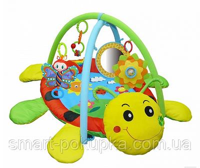 """Розвиваючий килимок Biba Toys """"Божа корівка"""" BP669"""