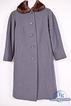 Пальто женское драповое зимнее 419 Размер:52