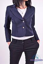 Пиджак женский (цв.т.синий) Lipar 207 Размер:42