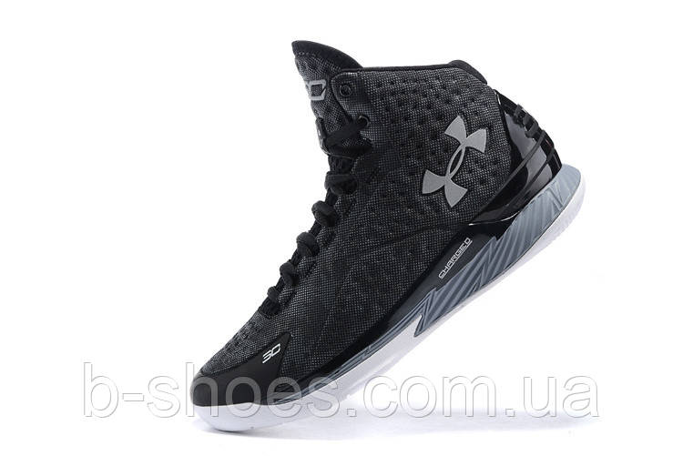 Мужские кроссовки UNDER ARMOUR CURRY ONE All-Star (Black)