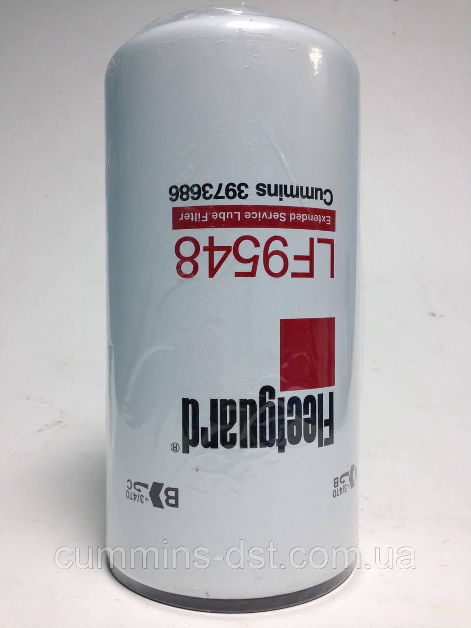 Фильтр масла Fleetguard LF9548 на Cummins QSL9