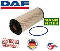 Фильтры топливные Daf XF105, XF95 Евро 5 4, CF75, 85, 1699168 PU966/1X Mann для грузовиков