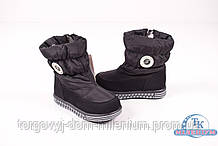 Сапоги для девочки зимние СОЛНЦЕ FG83-1A Размер:28