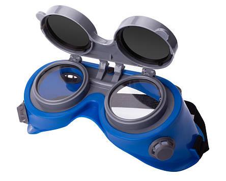 Очки сварщика (Откидные линзы), фото 2
