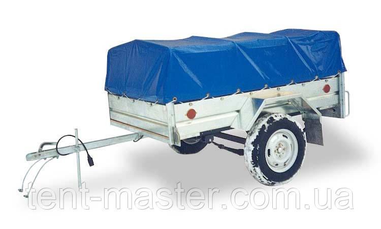 Тенты ПВХ для прицепов легковых автомобилей