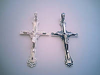 Большой Серебряный Крест Арт. Кр 127, фото 1