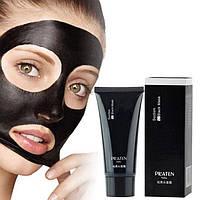 Черная Маска для кожи лица Pilaten против черных точек Black Mask