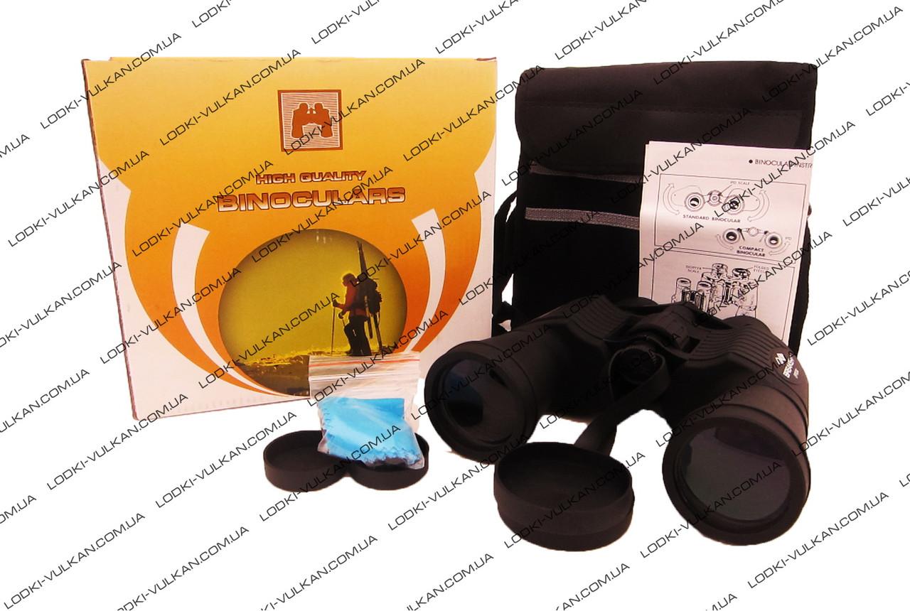 Пылевлагостойкий бинокль BREAKER 8-24x50 Zoom