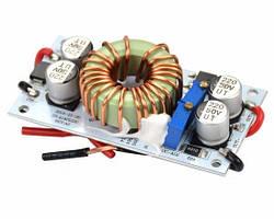 250Вт Повышающий преобразователь 0.2...8А 8.5...48В до 10...50В с регулировкой напряжения, тока