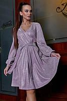 Романтичное платье с пышной юбкой (4 цвета, р.M-XXL)