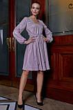 Романтичное платье с пышной юбкой (4 цвета, р.M-XXL), фото 3